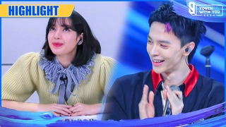 Clip: Krystian Wants To Know LISA's Favourite Anime Character | Youth With You S3 EP07 | 青春有你3