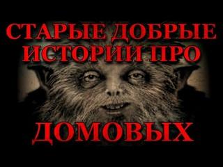 Старые добрые истории про Домовых (5в1)