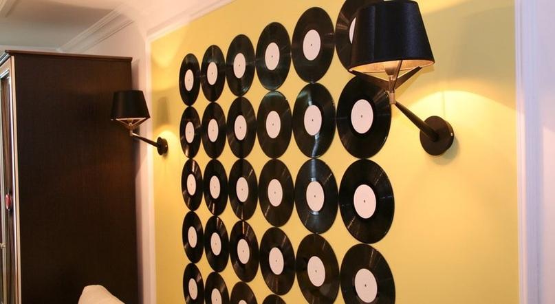 Эволюция изготовления часов и других изделий из виниловых пластинок, изображение №1