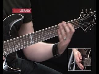 Lick Library - Andy James Learn Metal Rhythm Guitar in 6 Weeks - Week 5