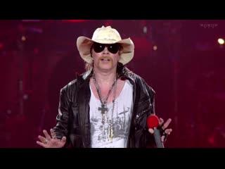 Guns N' Roses - O2 Arena, London, UK,
