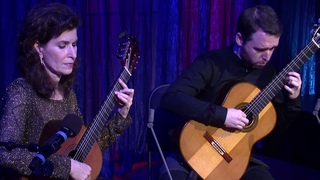 Sharon Isbin and Colin Davin Perform Joaquín Rodrigo: 'Aranjuez, Ma Pensée'