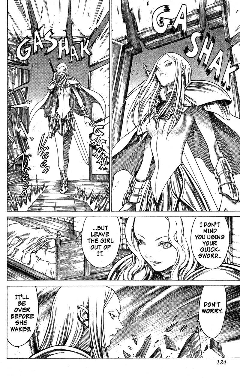 Claymore, Chapter 19, image #21