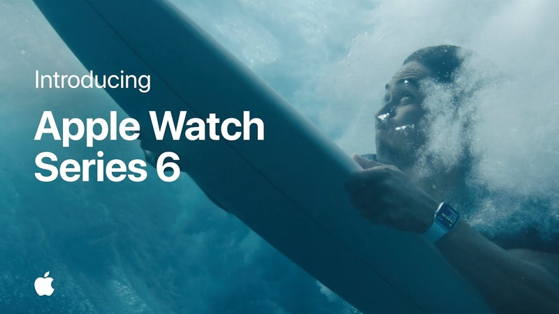 Introducing Apple Watch Series 6 It Already Does That
