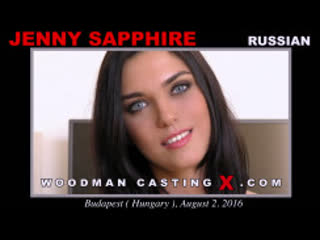 WoodmanCastingX - Jenny Sapphire
