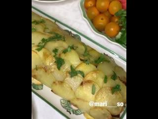 housewife_hack - Рулет из картофеля к столу