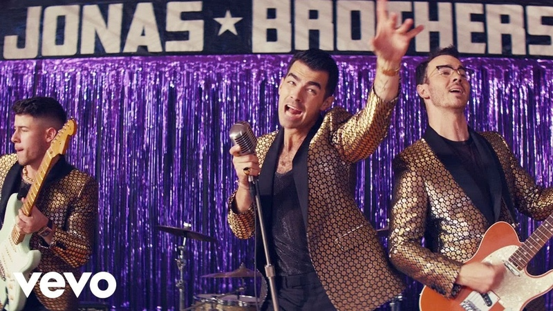 Jonas Brothers What A Man Gotta Do Official Video