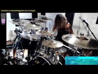 Chimaira Nothing Remains Drum Cover by Pete Webber
