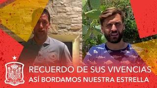 Joan Capdevila y Fernando Llorente: Así bordamos Nuestra Estrella