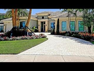 2.5 Million+ Dollar Boca Raton Florida Luxury Model Home Tour |5,981  Mansion SOLD OUT