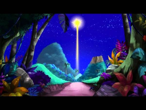 Джейк и пираты Нетландии Музыкальные дудочки Питера Вечно Сияющая звезда Серия 3 Сезон 2