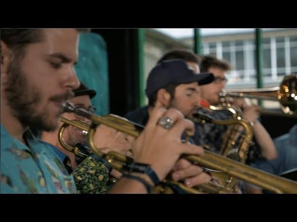 Nâtah Big Band Route 35 Live on KEXP