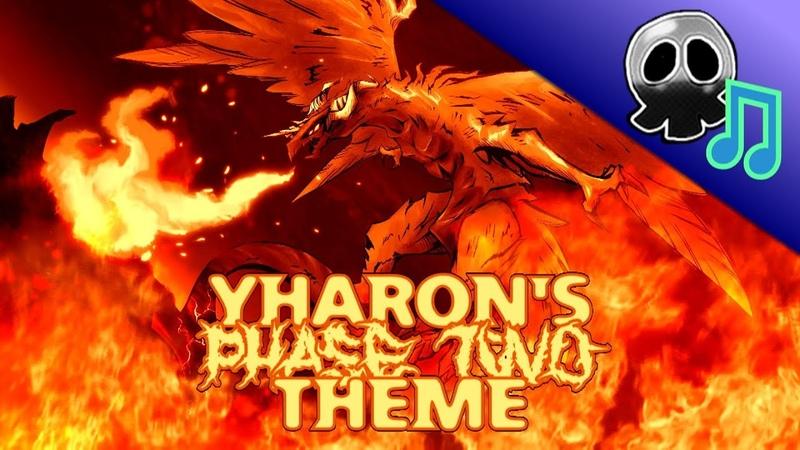 Terraria Calamity Mod Music - Roar of The Jungle Dragon - Theme of Jungle Dragon, Yharon (Phase 2)