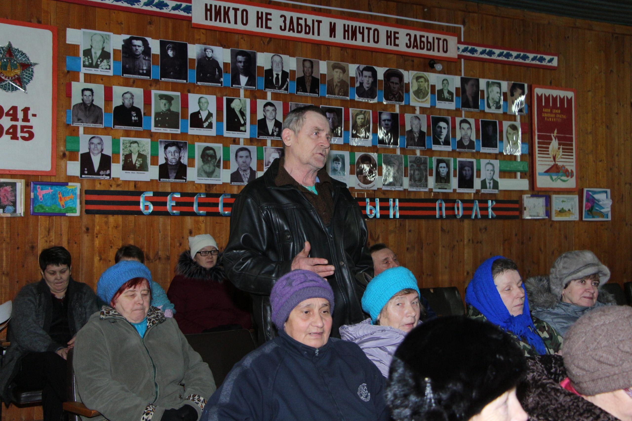 Николай Жилин посетил Вашкинский куст