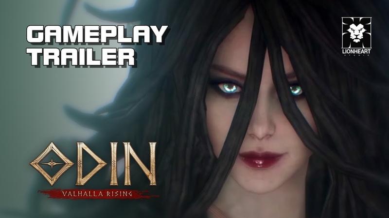 ODIN Valhalla Rising - Gameplay Trailer - Mobile PC - F2P - KR