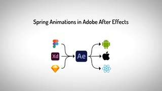 Spring Animations in Adobe After Effects