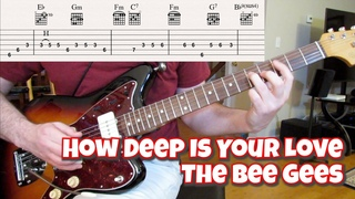 How Deep Is Your Love (The Bee Gees)