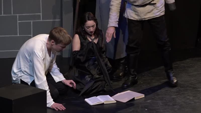 Titus Andronicus Seoul Shakespeare Company 2015