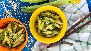 Огурцы по-корейски (CookingTime)