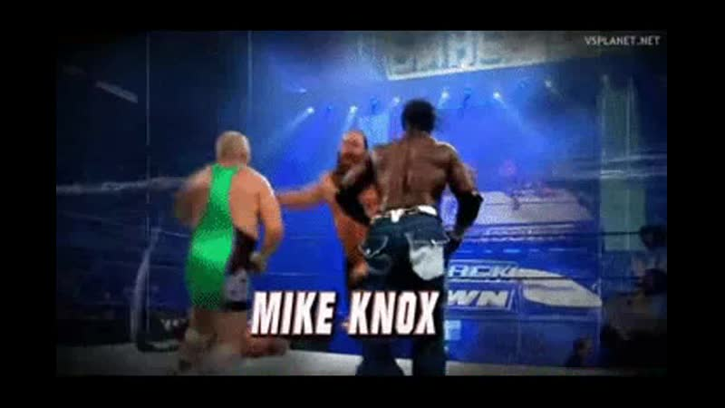 Mike Knox ECW Бородатый рестлер Майк Кнокс 11DeadFace