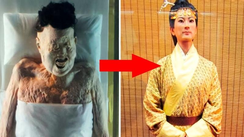 Diese 2 000 Jahre alte Chinesin ist die am besten erhaltene Mumie der Welt