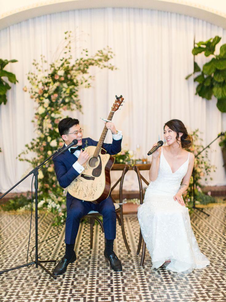 2NmNIWH3whE - Красивая свадьба на западном побережье