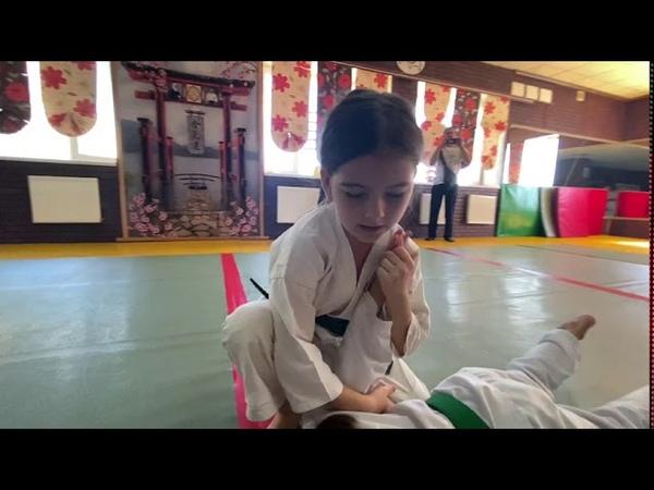 Летний детский аттестационный семинар 6-7 лет