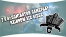 STRIKEPACK F.P.S. DOMINATOR GAMEPLAY - Rainbow Six Siege by PSc_PACCBET (PS4)