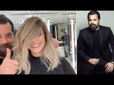 Mounir Best Hair Transformation | Mounir Hair Colouring Videos | transformación del cabello mounir
