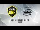 LIVE Evil Geniuses vs Quincy Crew - ESL One Los Angeles Online - Grand Final - NA