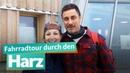 Mit dem Fahrrad vom Brocken nach Bielefeld WDR Reisen