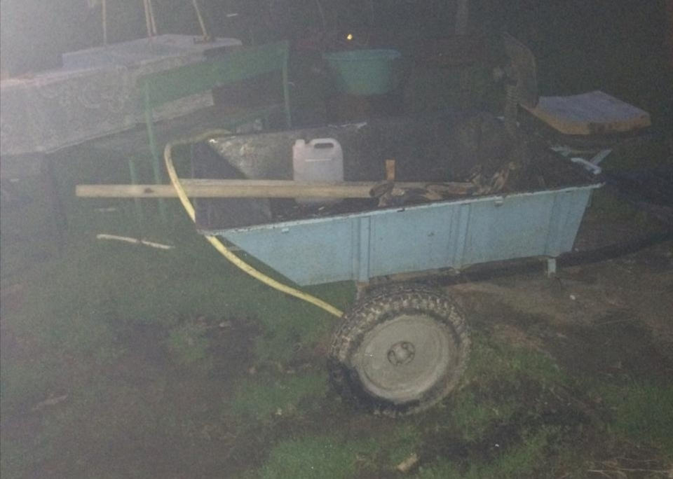 В Коломне полицейские задержали подозреваемого в краже автомобильного прицепа