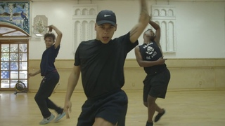 "Röyksopp ""Here She Comes Again"" Choreography by TEVYN COLE"