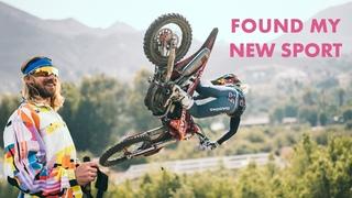 FOUND MY NEW SPORT? - Justin Barcia BAM TV