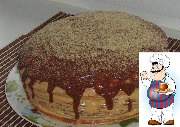 """Торт """"Мишутка""""!"""