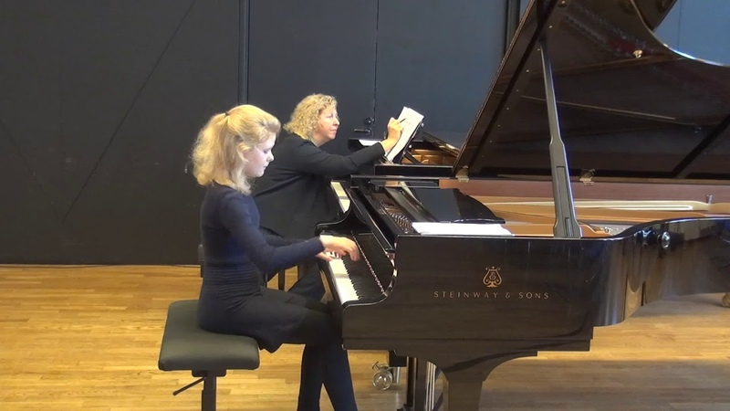 24 11 2018 M Marchenko's master classes Yana Pochtaryova EAMT Tallinn Estonia