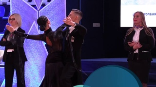 Хржановский Семен - Лыхина Елизавета   Быстрый шаг   Чемпионат России 2020   DanceSport
