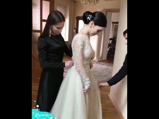 Какая красивая невеста