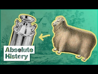 Why Sheep's Milk Was More Common Than Cow's | Tudor Monastery EP2 | Absolute History