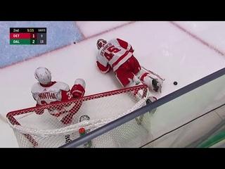 Denis Gurianov's amazing goal vs Red Wings (2021)