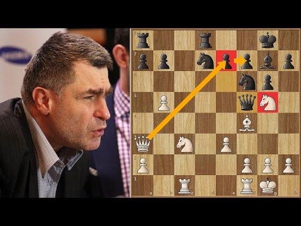 Activity Above All Carlsen vs Ivanchuk Candidates Tournament 2013 Round 5
