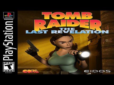 PS1 USA Tomb Raider IV The Last Revelation 21 Египет Александрия Зал Деметрия