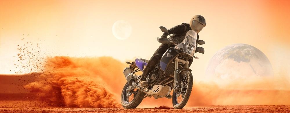 Мотоцикл Yamaha Tenere 700 выиграл награду IF Design