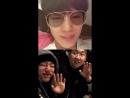 [INSTAGRAM] [19.03.18] INSTA-LIVE Сууна (Boys Republic) совместно с Дэхёном (cut)