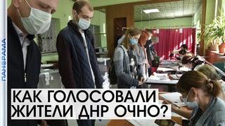 «Я ждал этого 7 лет!» За кого проголосовали жители Донбасса в Ростовской области? 20.09.2021