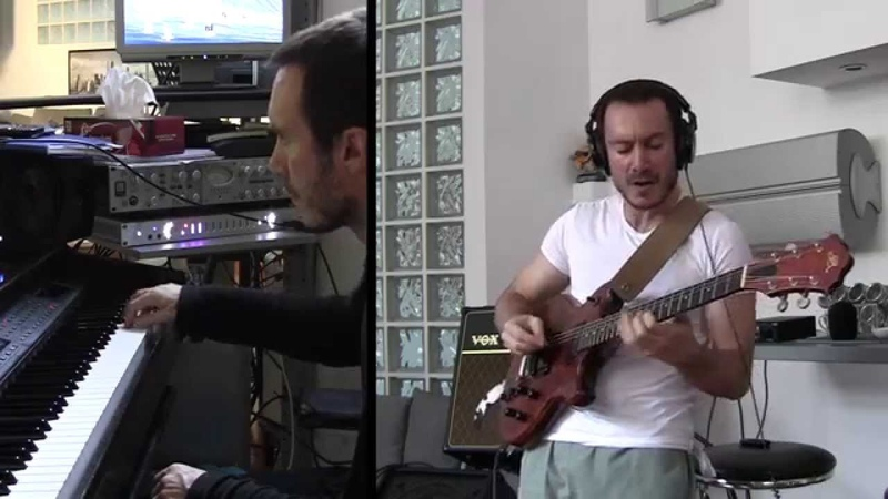 Are you going with me (P. Metheny) - Cover by Michele Fischietti