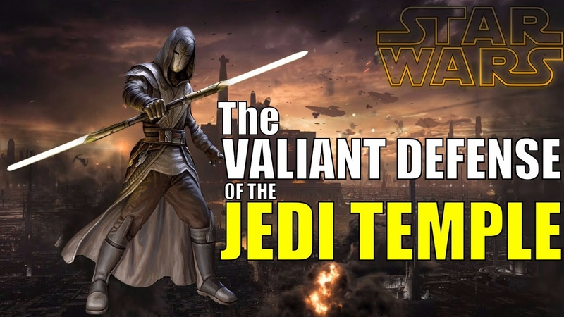 The Chilling Fate of the Jedi Temple Guards Operation Knightfall