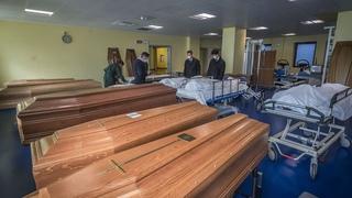 Массовое заражение молодых, мучительные смерти от удушья, видео из реанимационной. COVID-19 в России