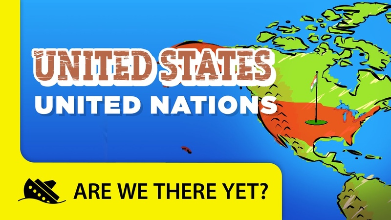 UDA United Nations Travel Kids in North America