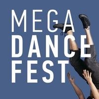 Логотип Mega Dance Fest